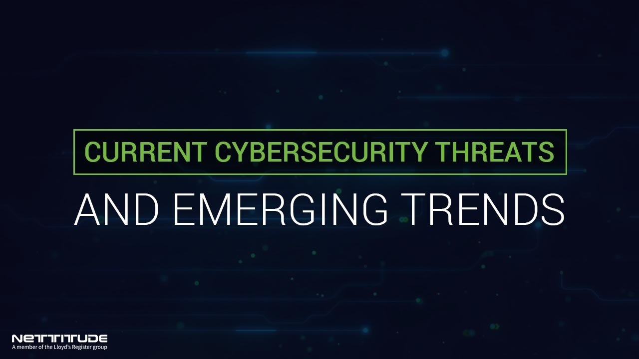 Current Cybersecurity Threats