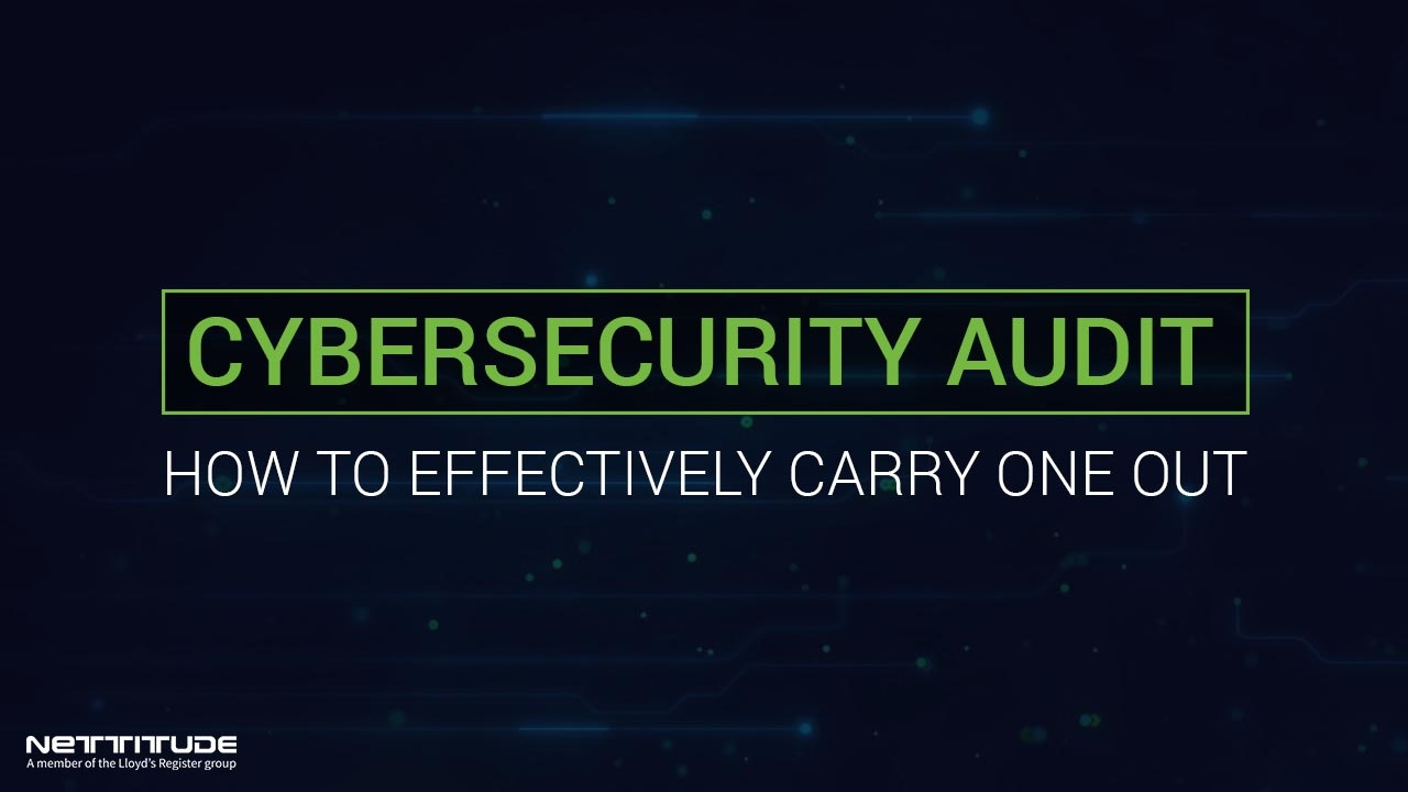 Cyber Security Audit - how to carry out