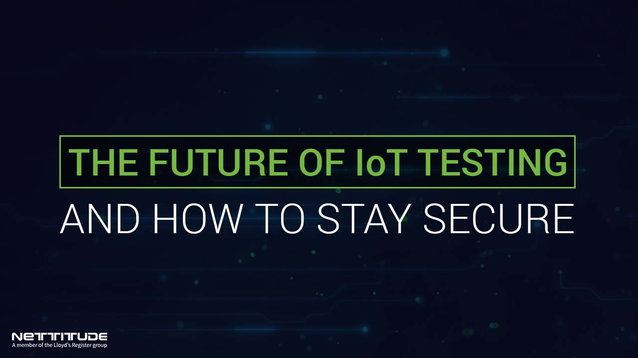 Future of IoT Testing