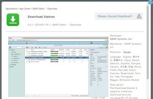 QNAP Download Station